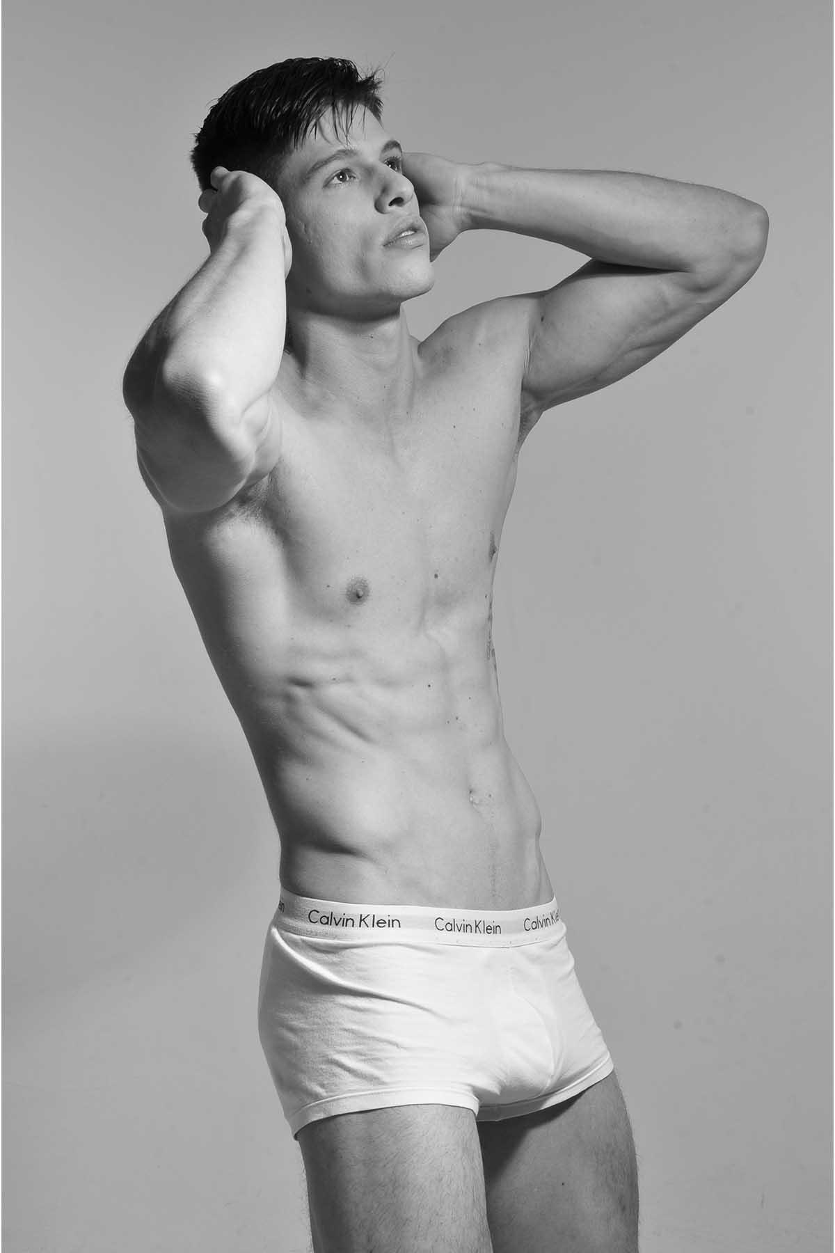 Luiz Felipe Melo by Marcel Real for Brazilian Male Model