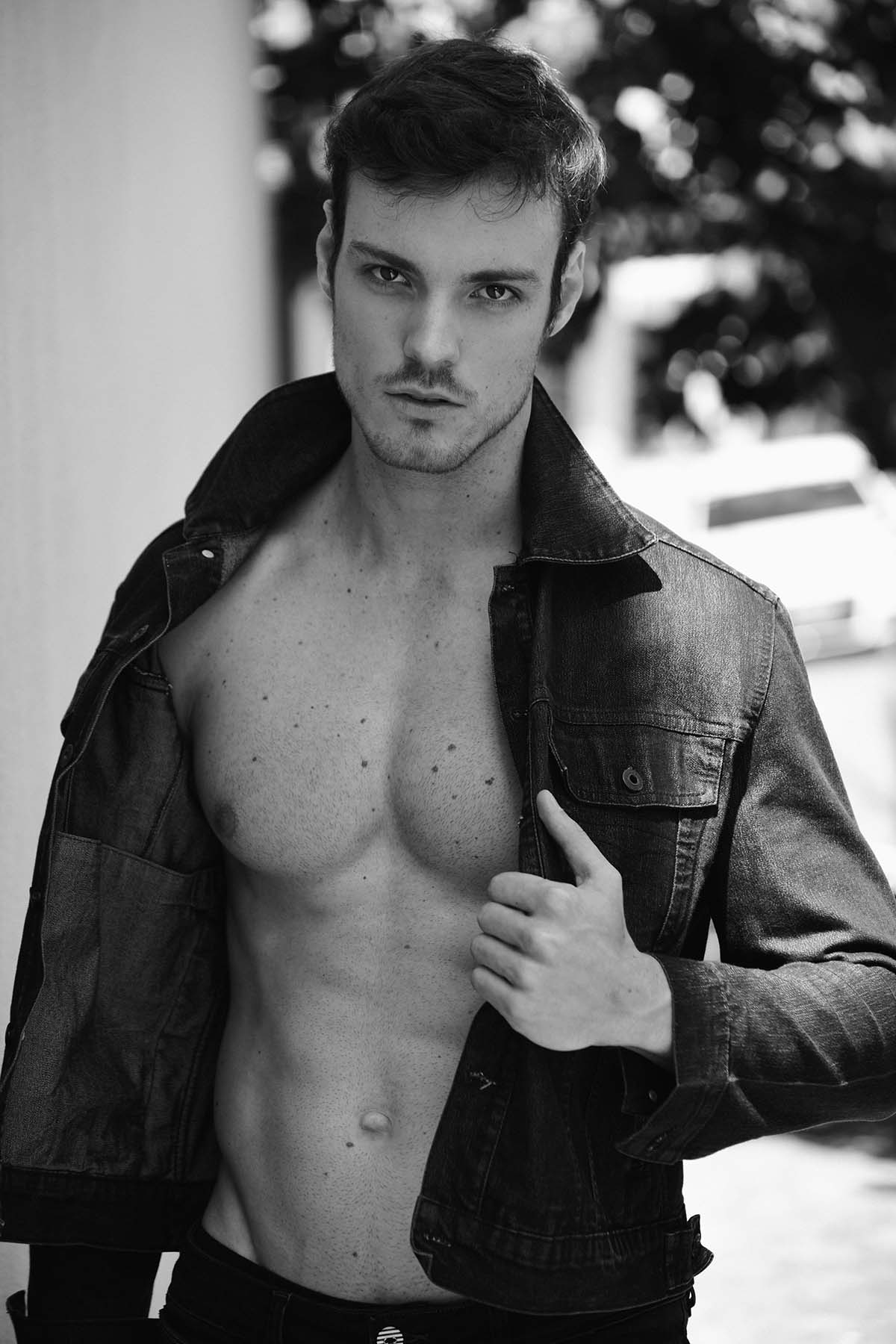 Robero Bofill by Hudson Rennan for Brazilian Male Model