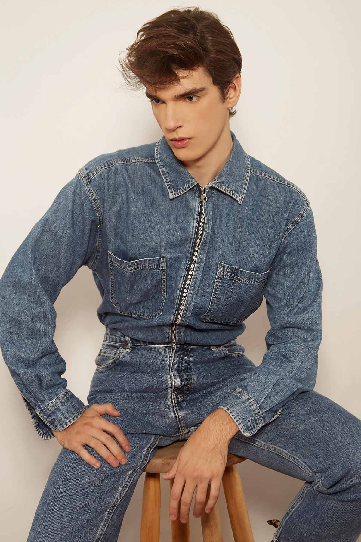 Yuri Merli by Anderson Bruno for Brazilian Male Model