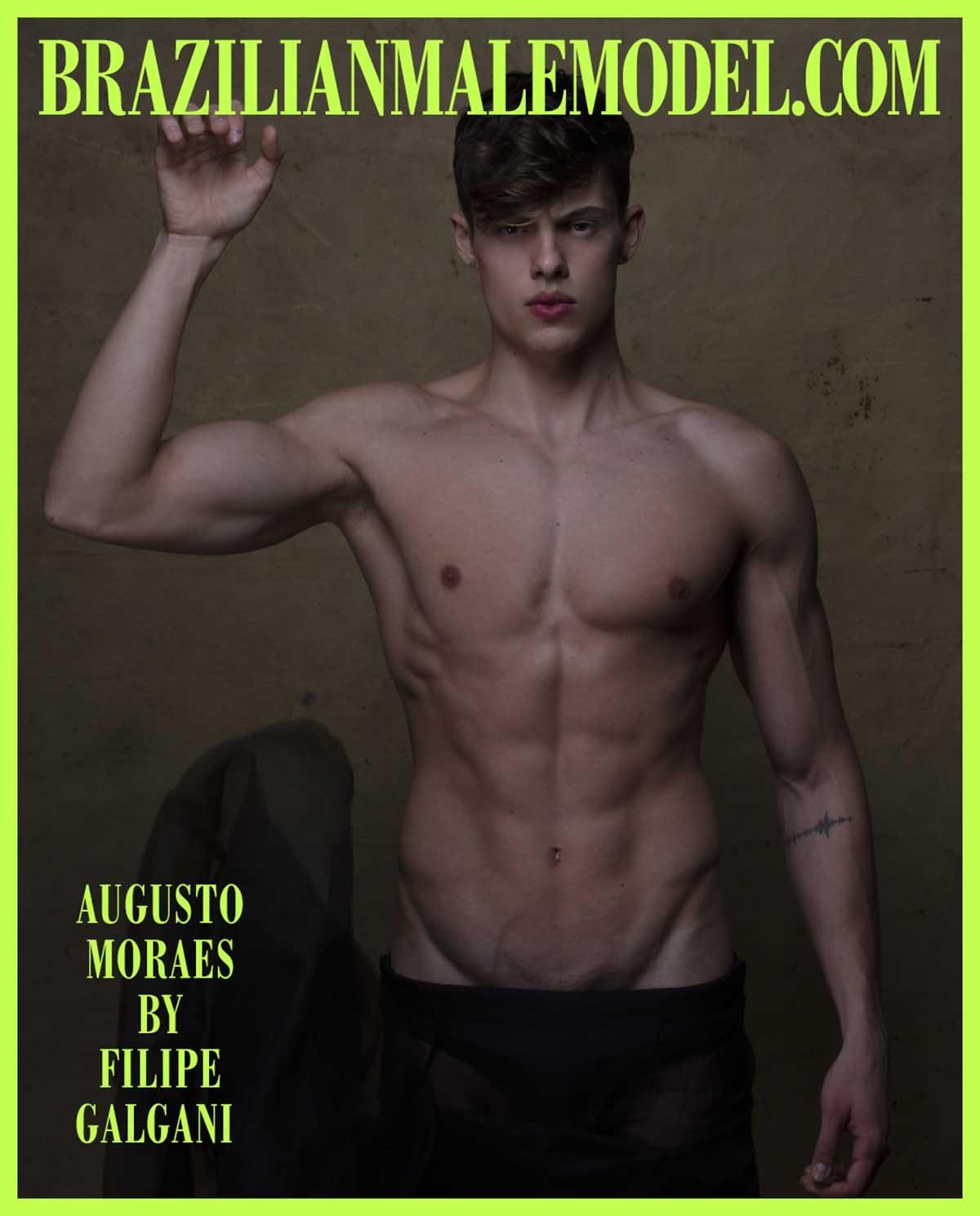 Augusto Moraes by Filipe Galgani