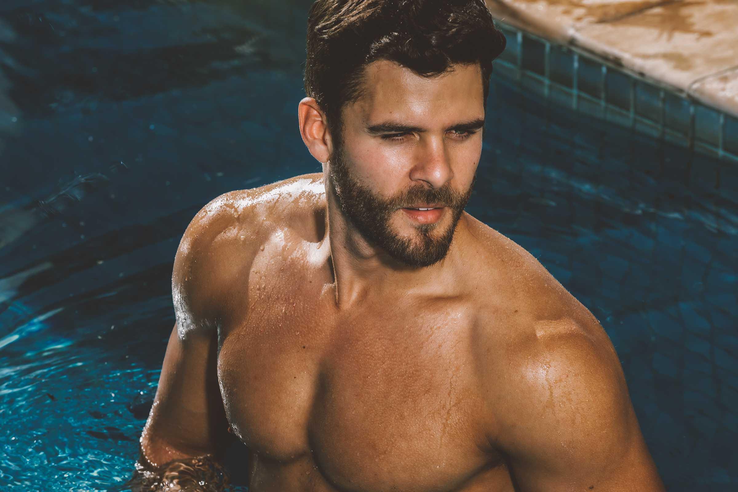 Caio Alves by Henrique Monducci for Brazilian Male Model