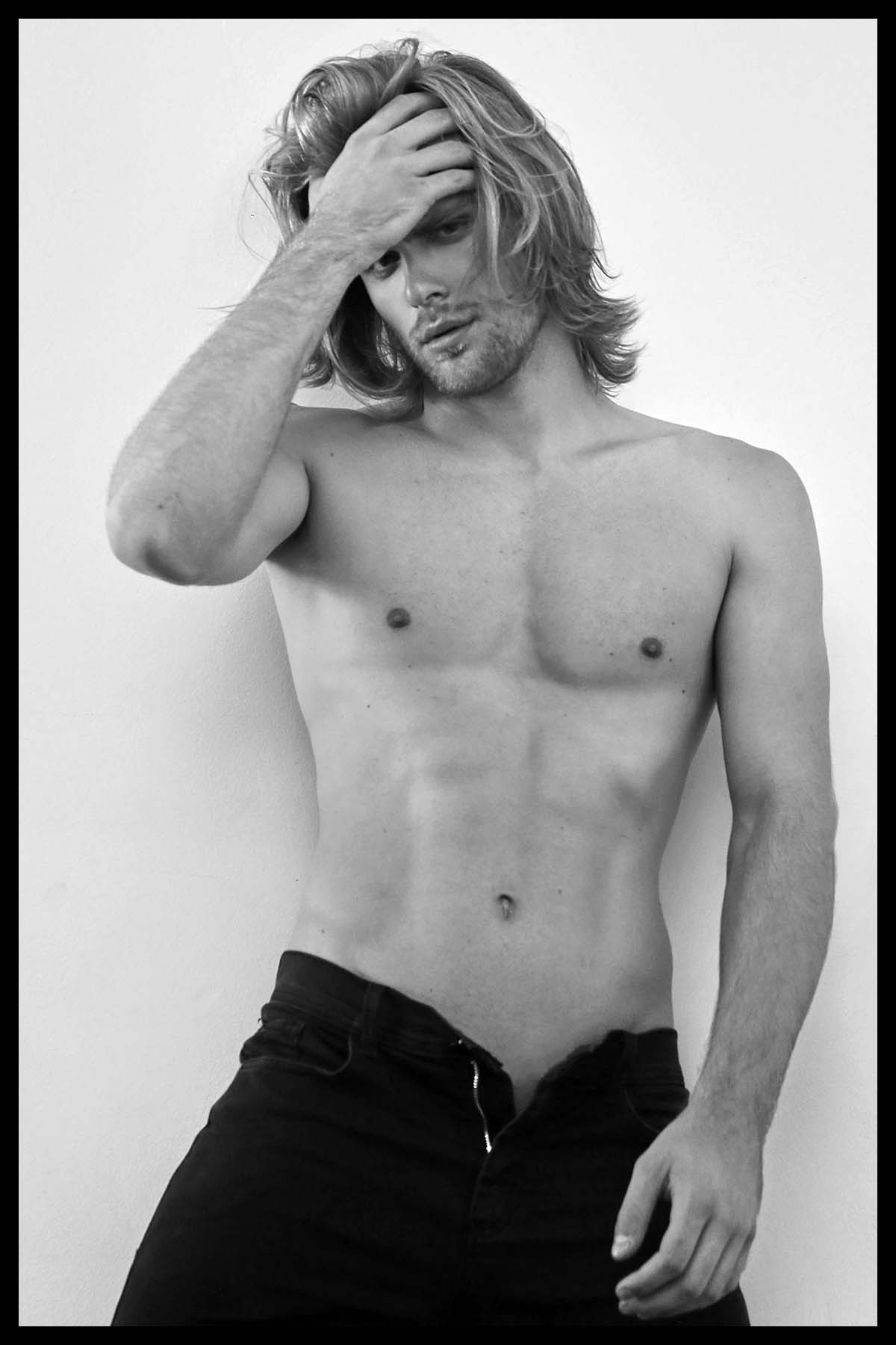 William Fink by Anderson Bruno for Brazilian Male Model