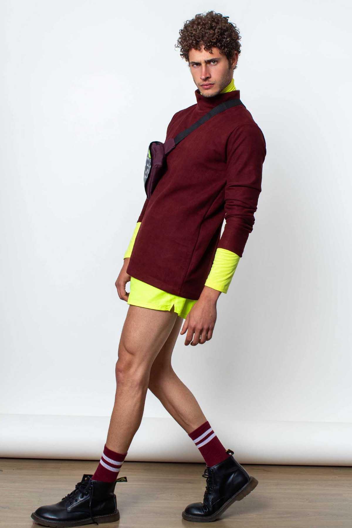 Kaian Bentlin by Jonathan Chirinos for Brazilian Male Model