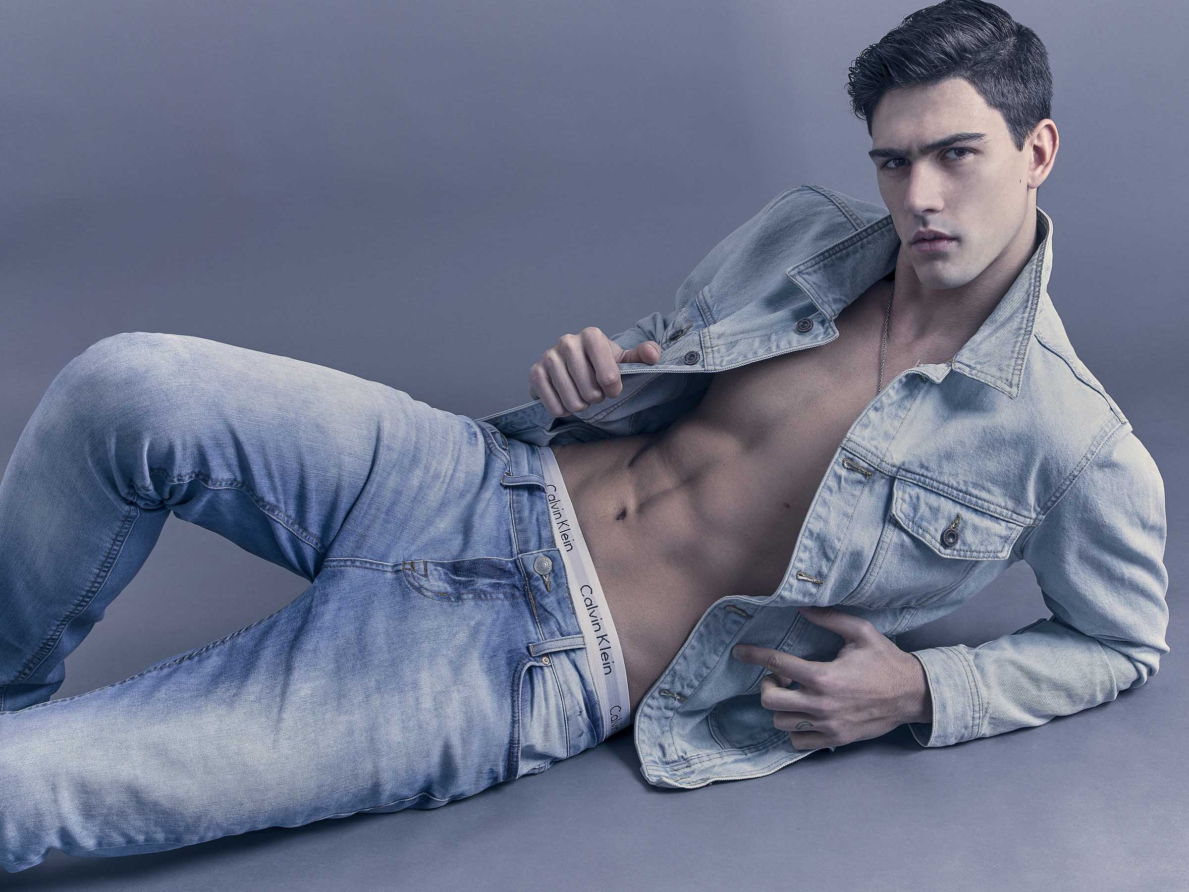 Phelipe Vergara by Giulio Cunico for Brazilian Male Model