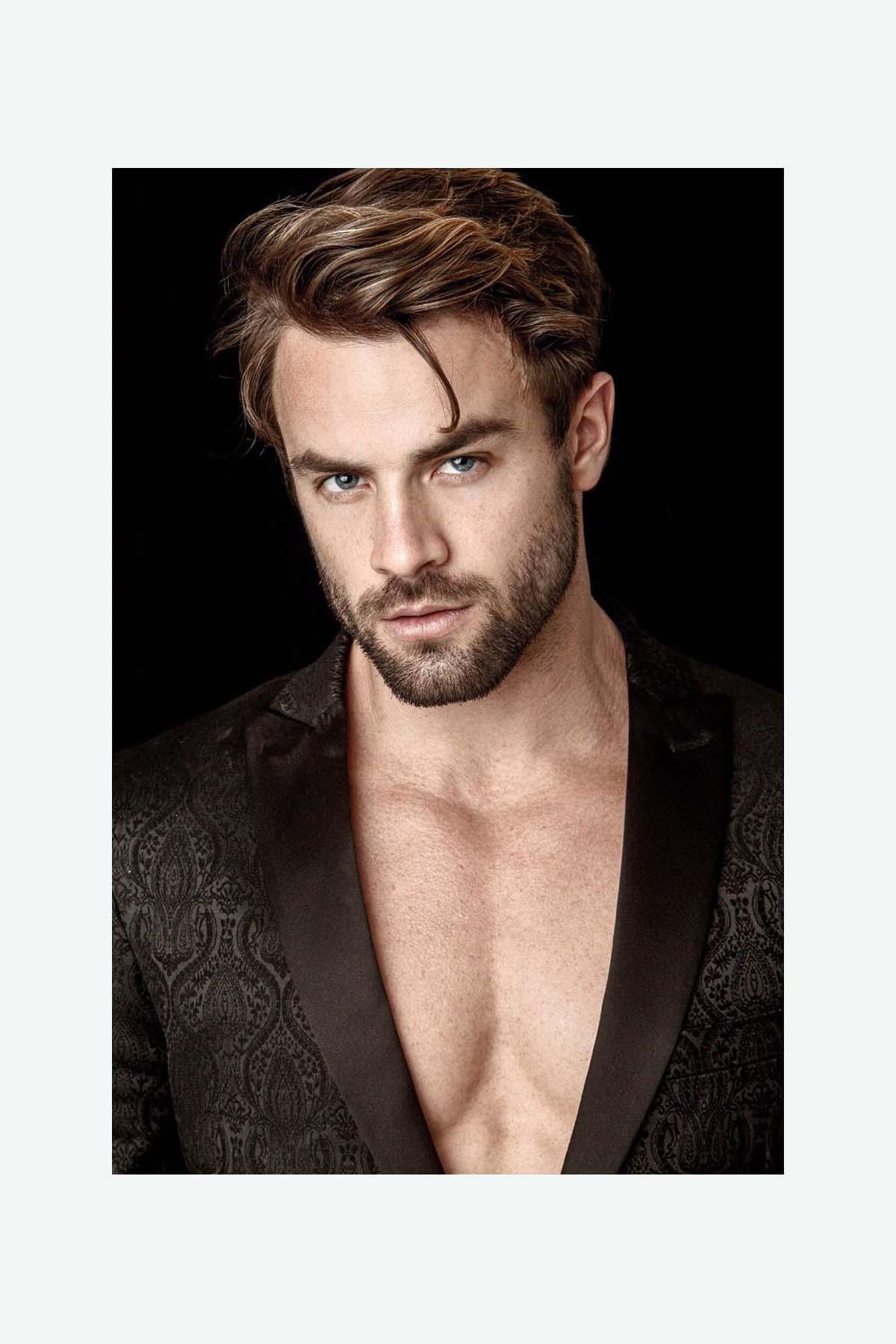 Rafael Licks by Marcio Farias for Brazilian Male Model