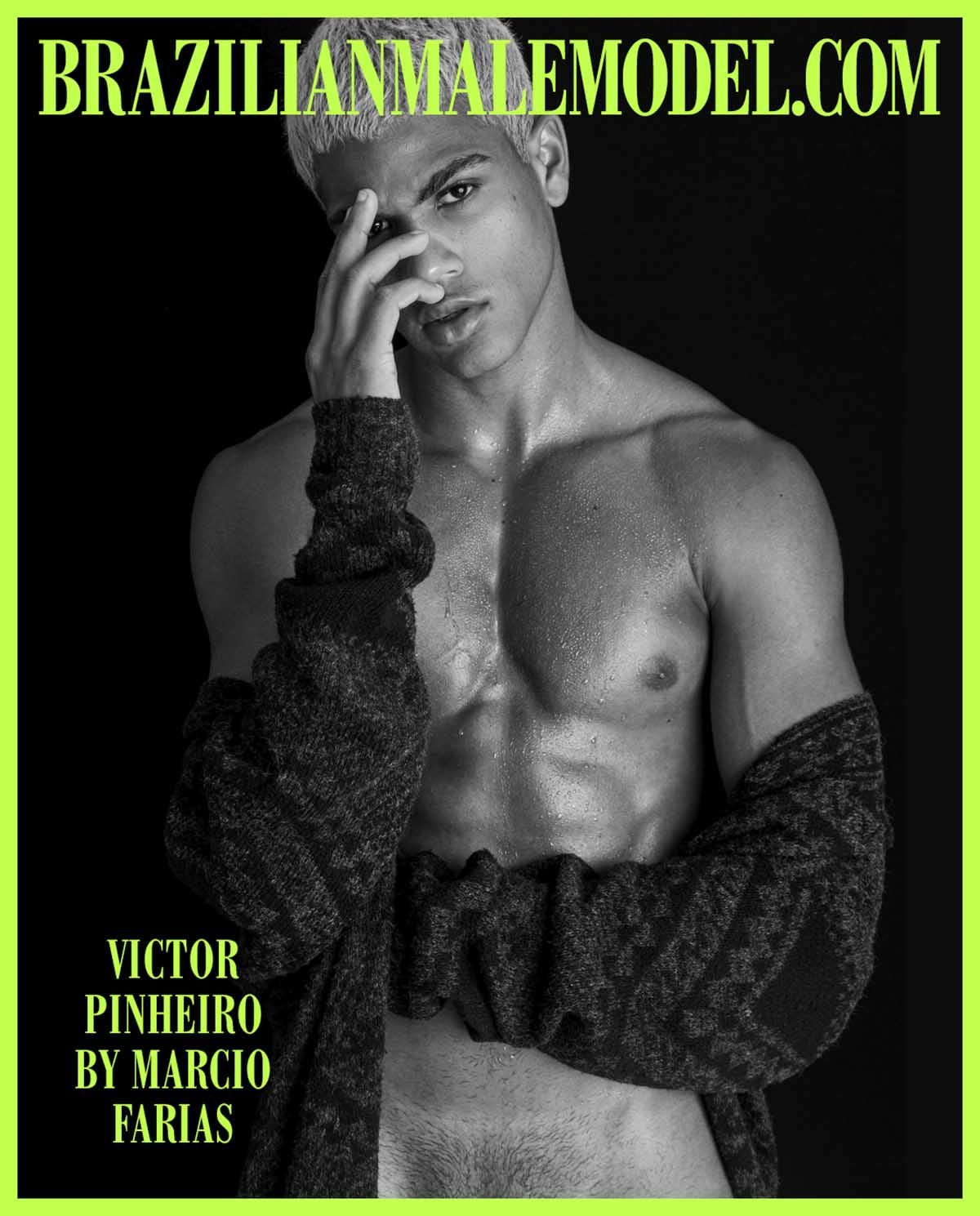 Victor Pinheiro by Marcio Farias
