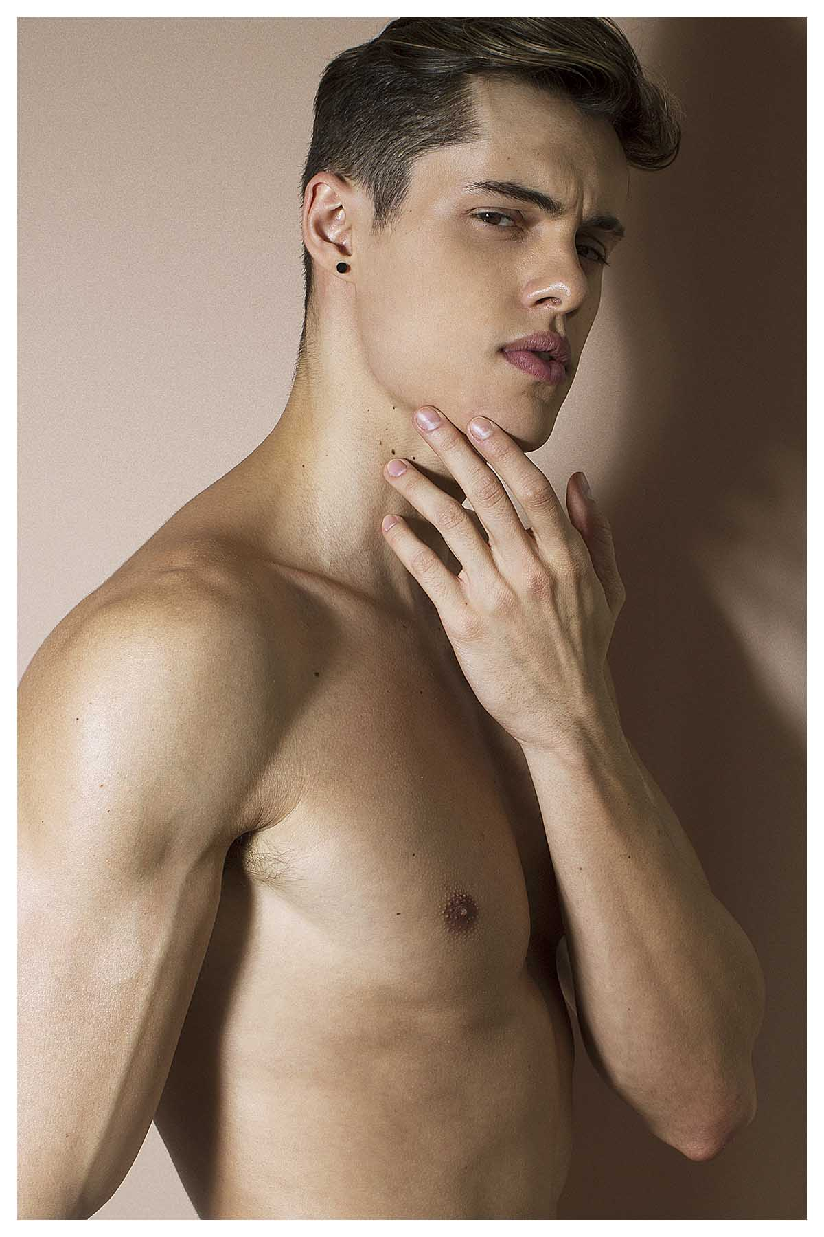 Augusto Morais by Rodrigo Moura for Brazilian Male Model