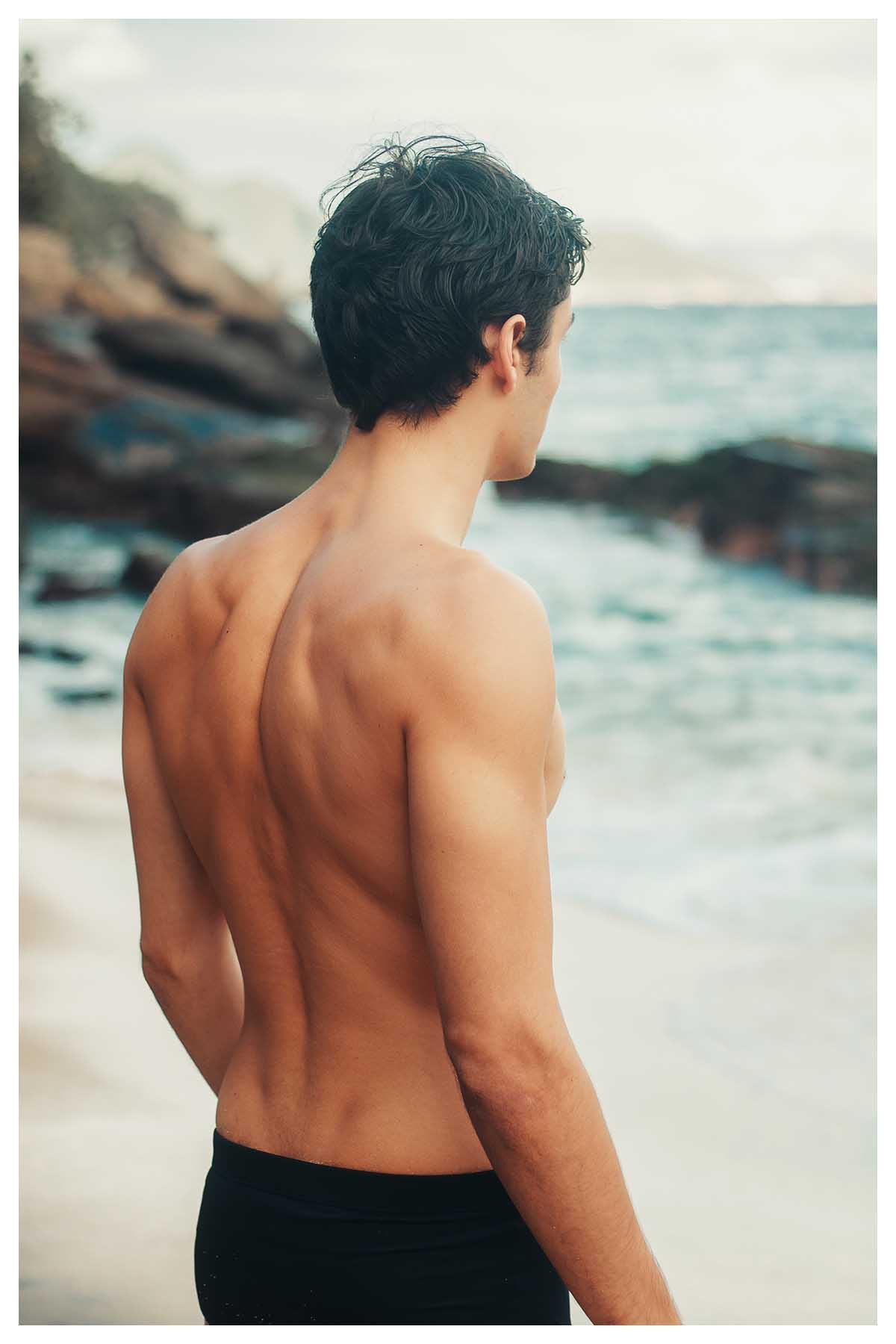 Bruno Cameron by Rodrigo Almeida for Brazilian Male Model