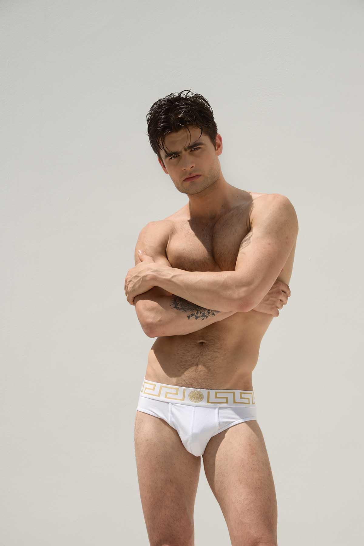 Lenon Siebra by Rafael Furgeri for Brazilian Male Model
