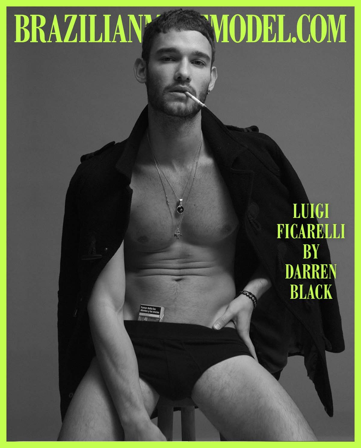 Luigi Ficarelli by Darren Black