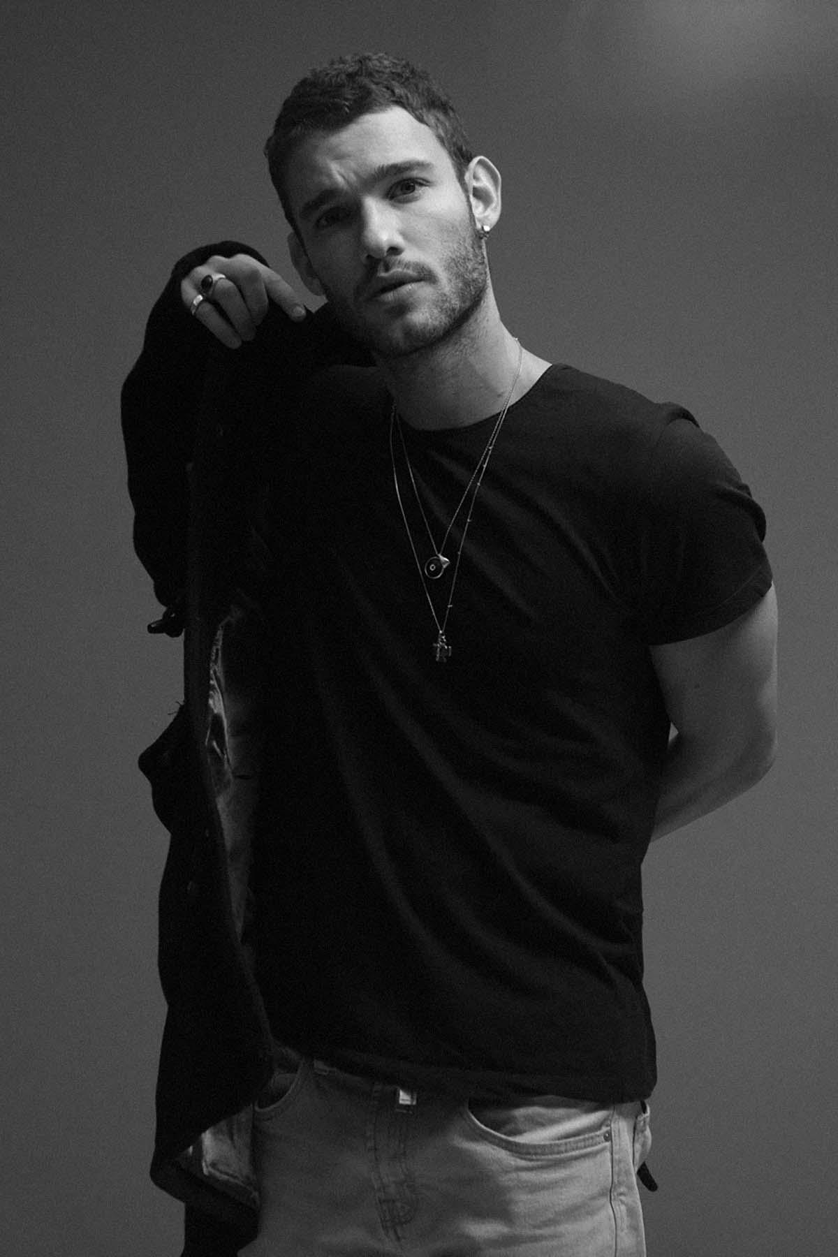 Luigi Ficarelli by Darren Black for Brazilian Male Model