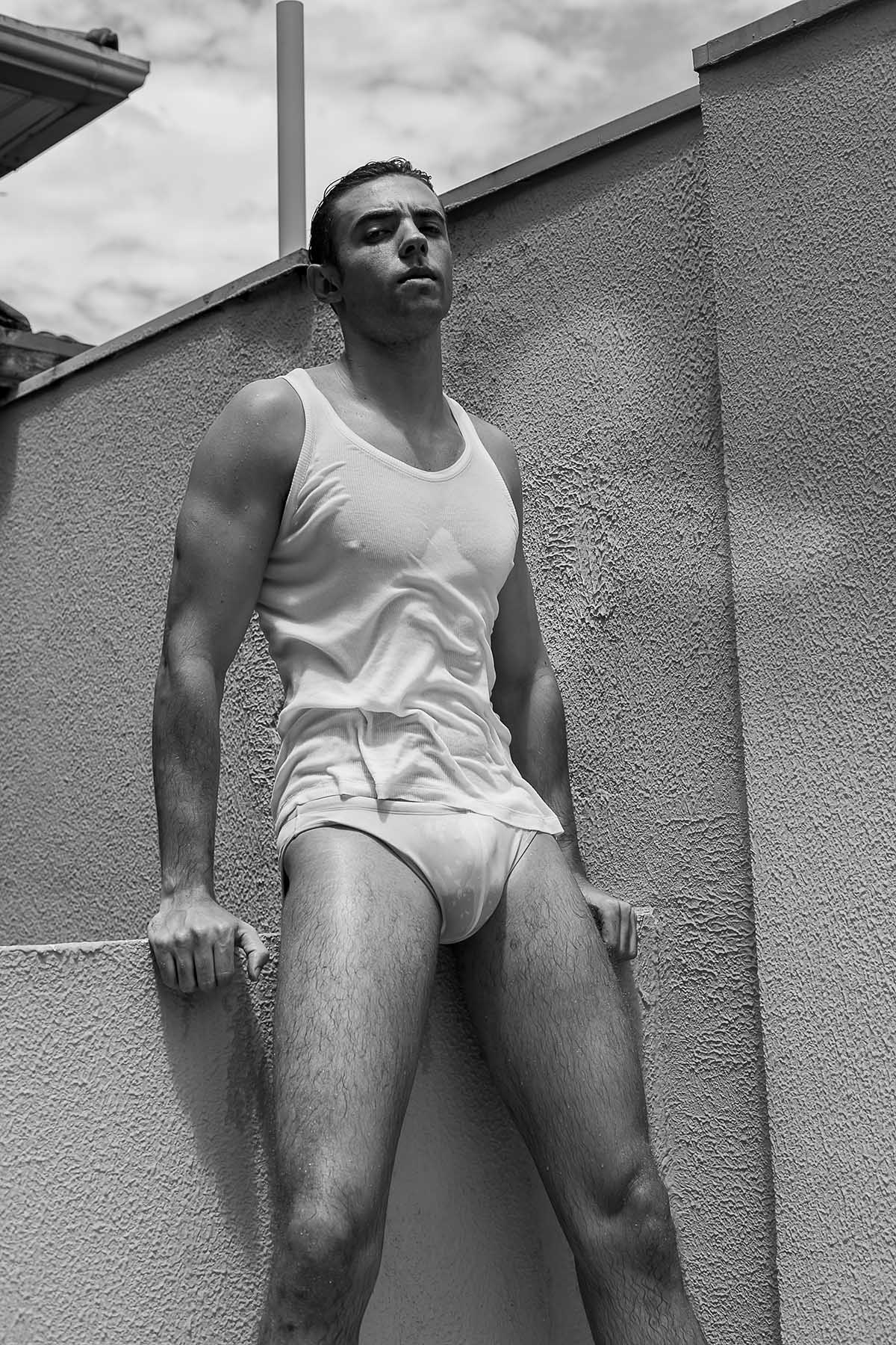 Luiz Fernando by Thiago Martini for Brazilian Male Model