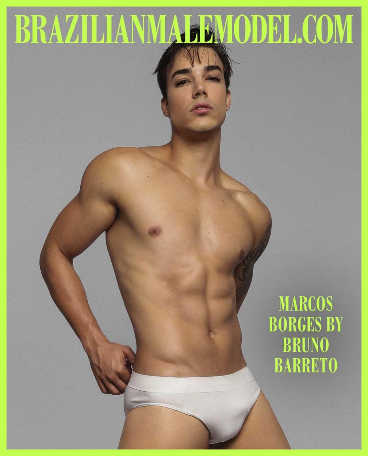 Marcos Borges by Bruno Barreto
