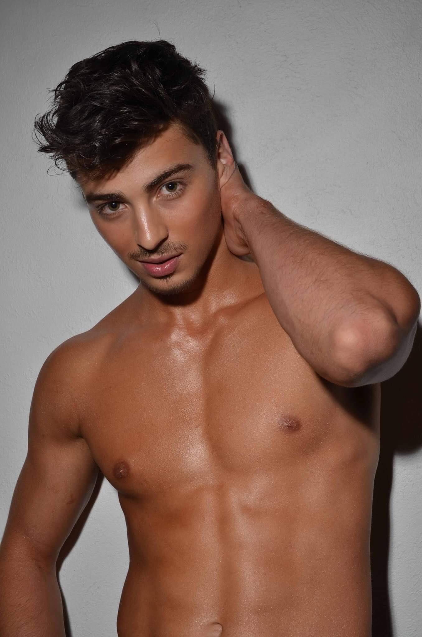 Nicolas Oliveira by Gê Veloso for Brazilian Male Model