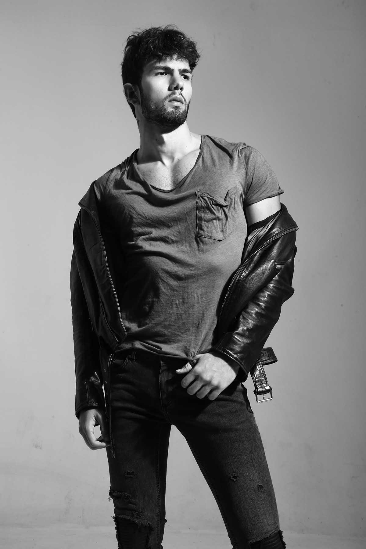 Pedro Borges by Doc Marlon for Brazilian Male Model