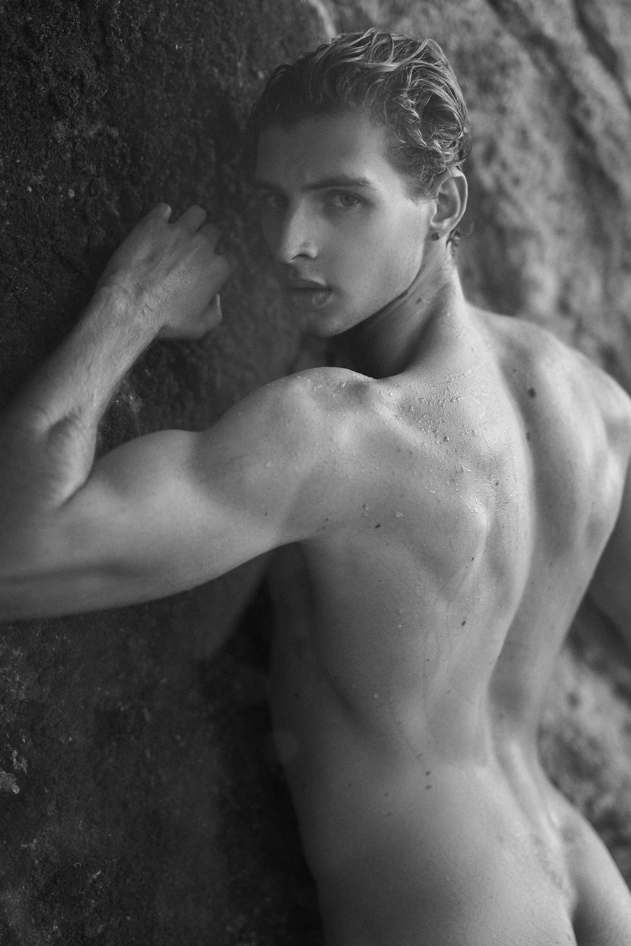 Vinicius Scapin by Shay Cohen Arbel for Brazilian Male Model