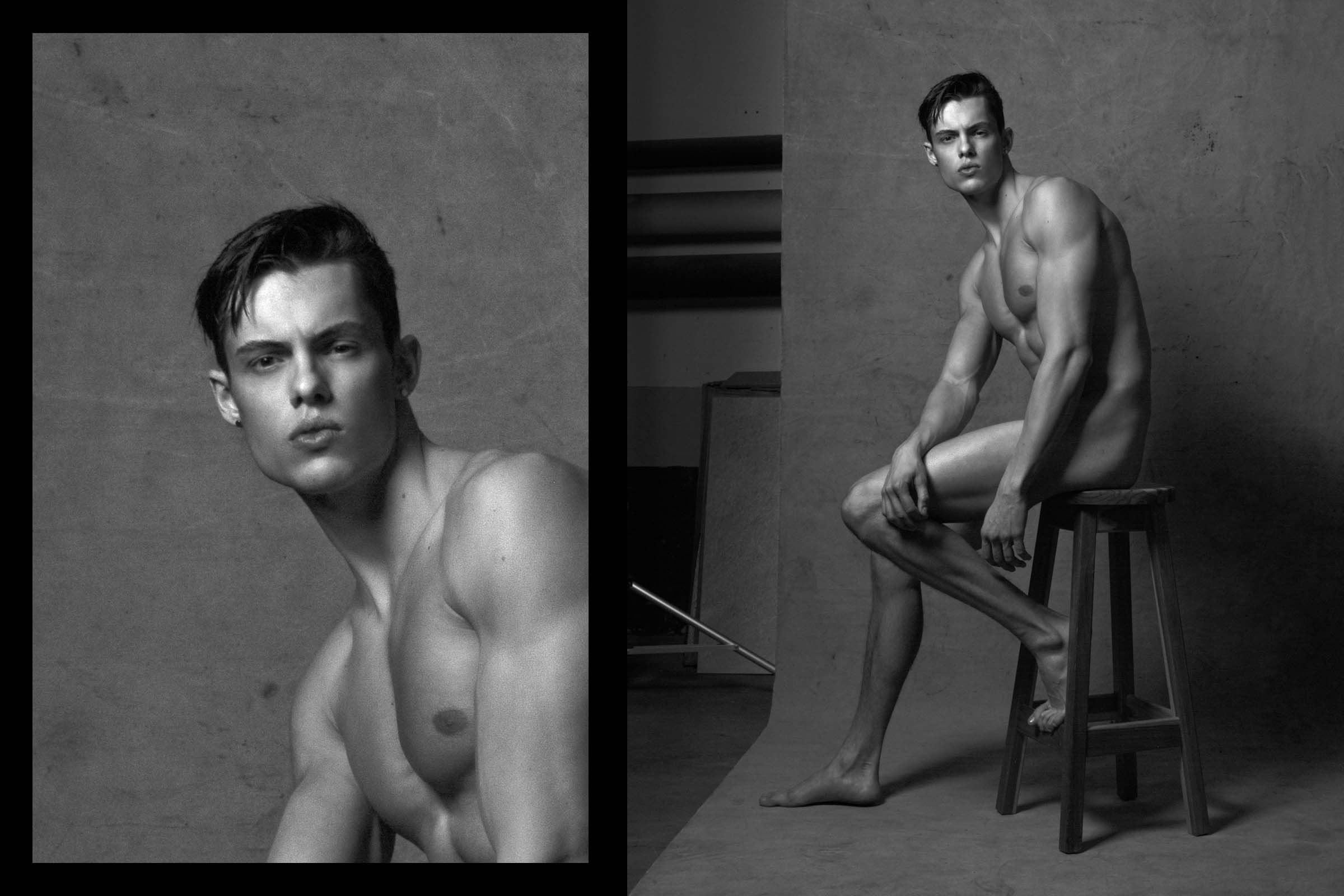 Augusto Moraes by Filipe Galgani for Brazilian Male Model