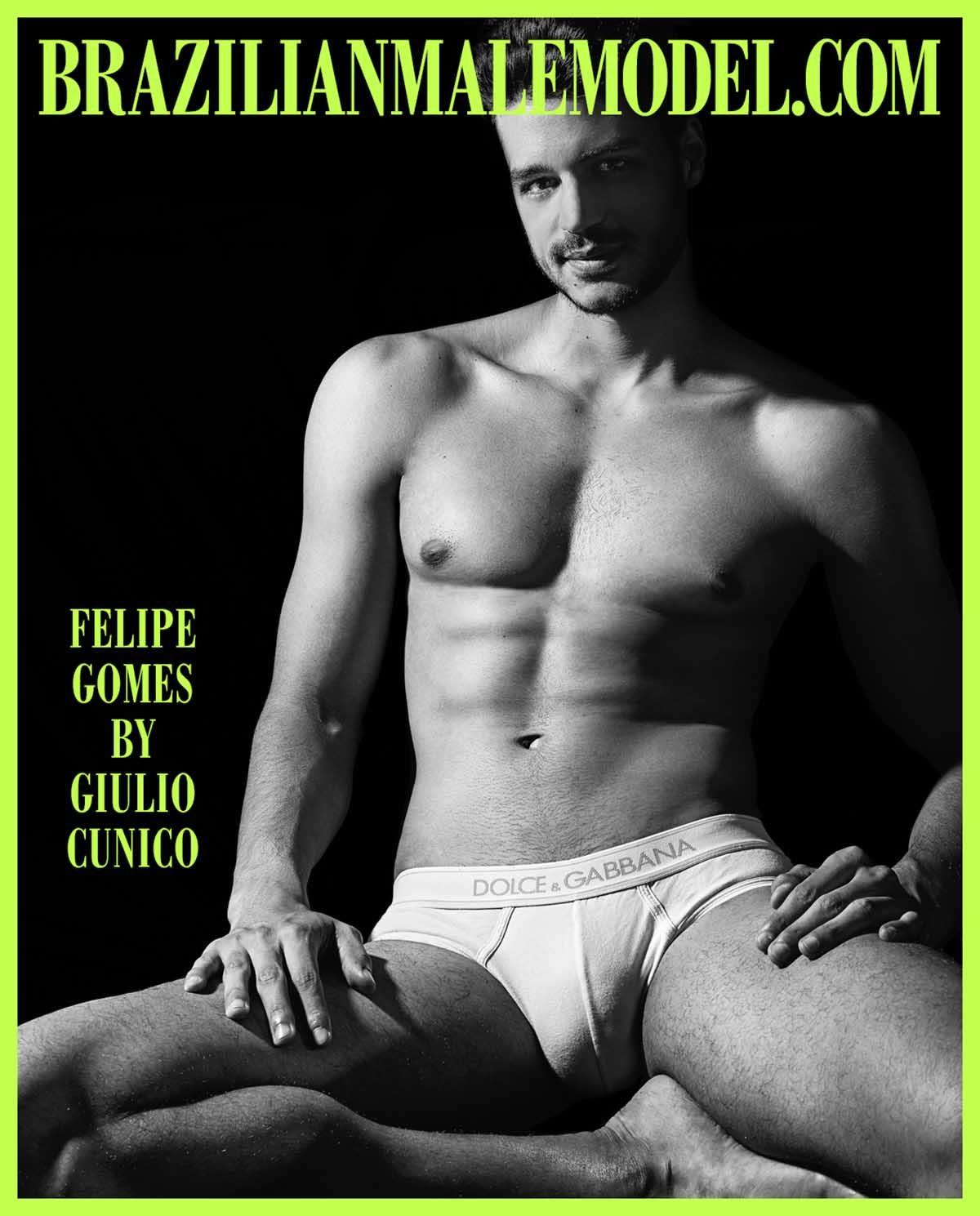 Felipe Gomes by Giulio Cunico