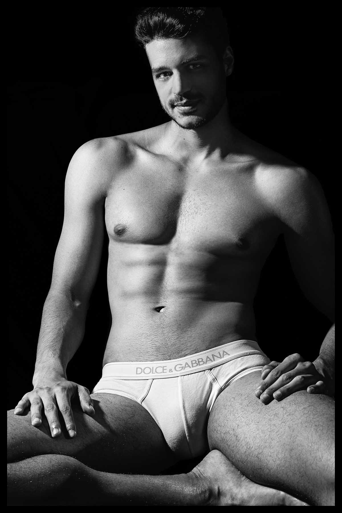 Felipe Gomes by Giulio Cunico for Brazilian Male Model