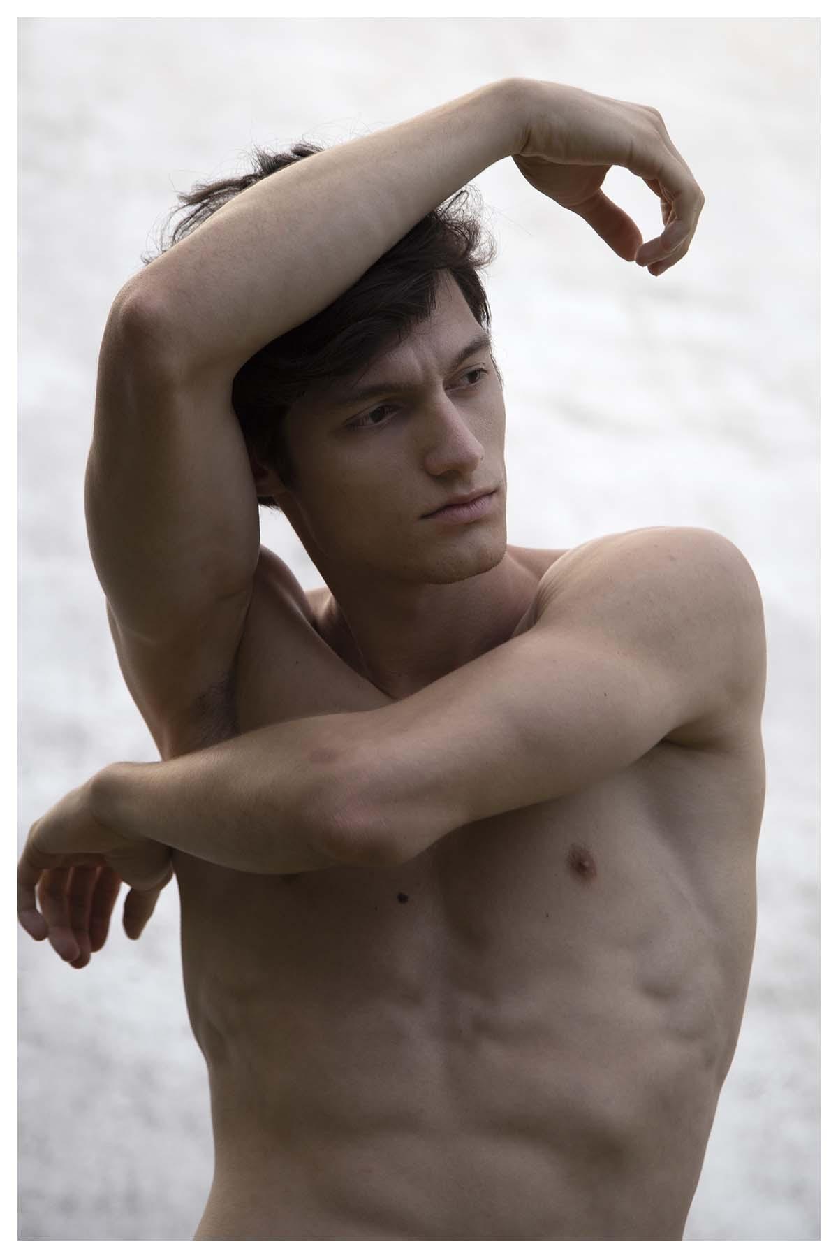 Igor Botassini and Luciano Carrizo by Filipe Galgani for Brazilian Male Model