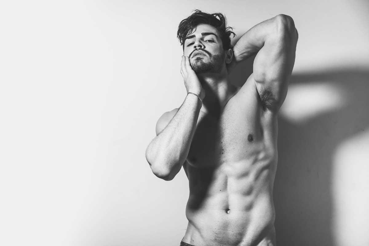 Jonatas Mozer by Higor Blanco Brazilian Male Model