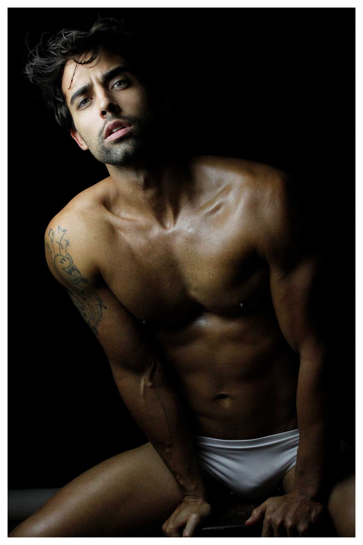 Ramony Farias by Carlos Mora for Brazilian Male Model