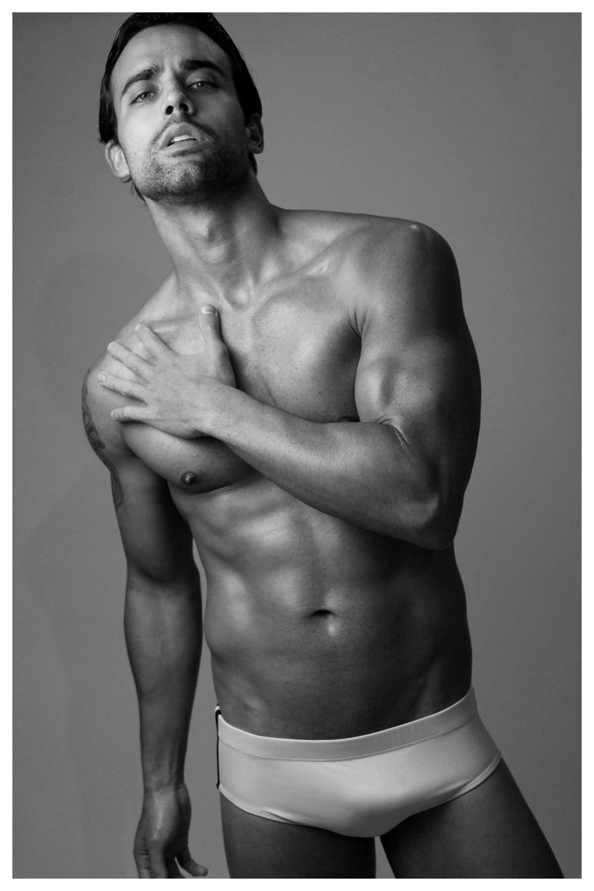 Ramony Farias by Carlos Mora for Brazilian Male Model