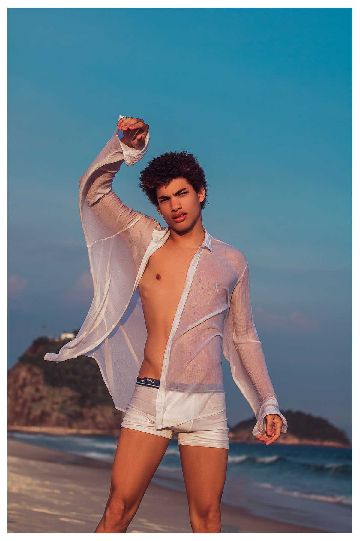 Vinicius Albuquerque by Rodrigo Almeida for Brazilian Male Model