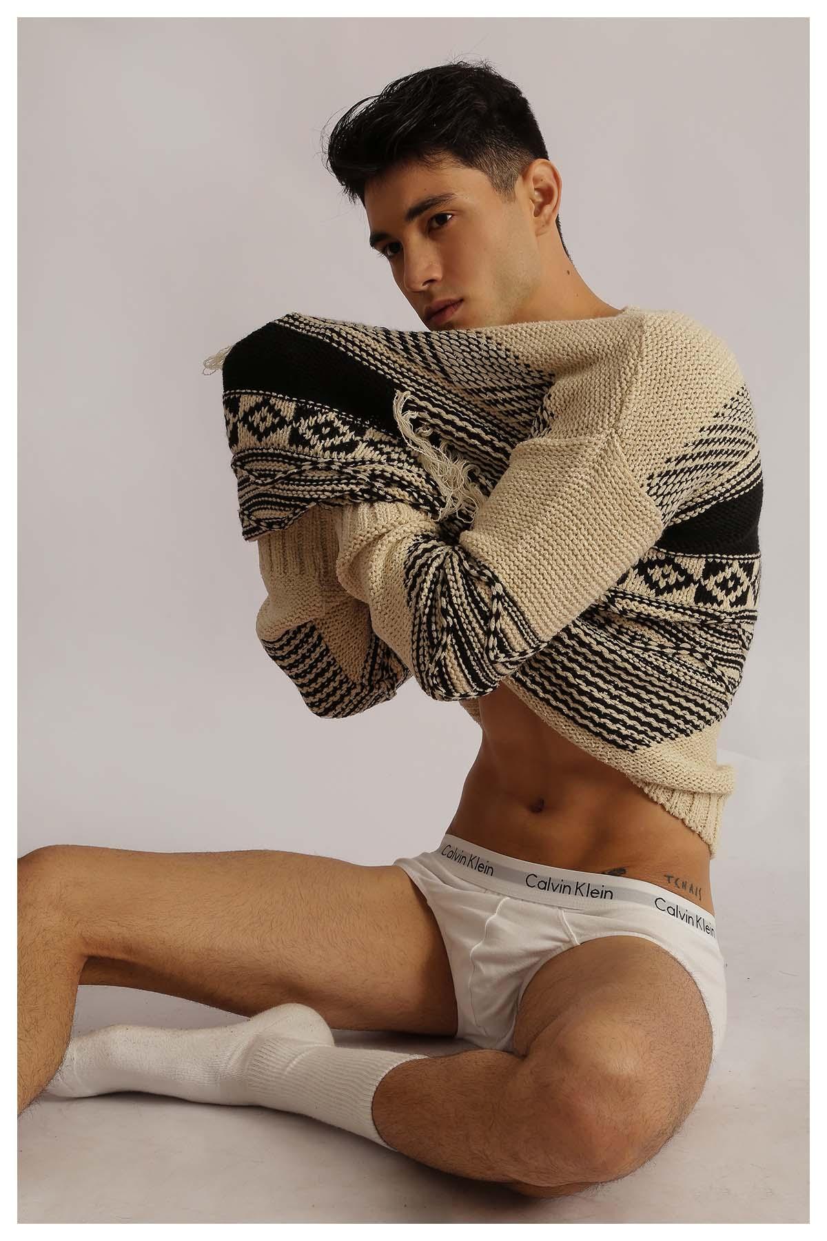 Aldo Vinicius by Bruno Barreto for Brazilian Male Model