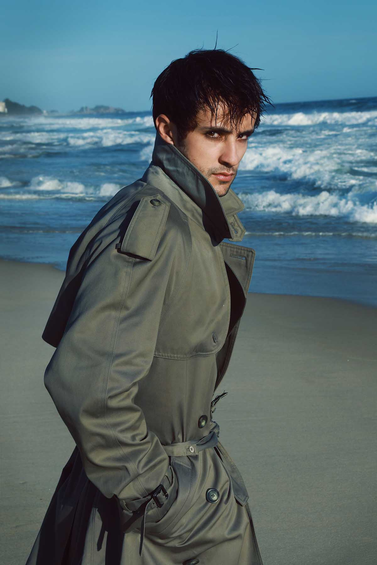 Carlos Magno by Filbert Kung for Brazilian Male Model