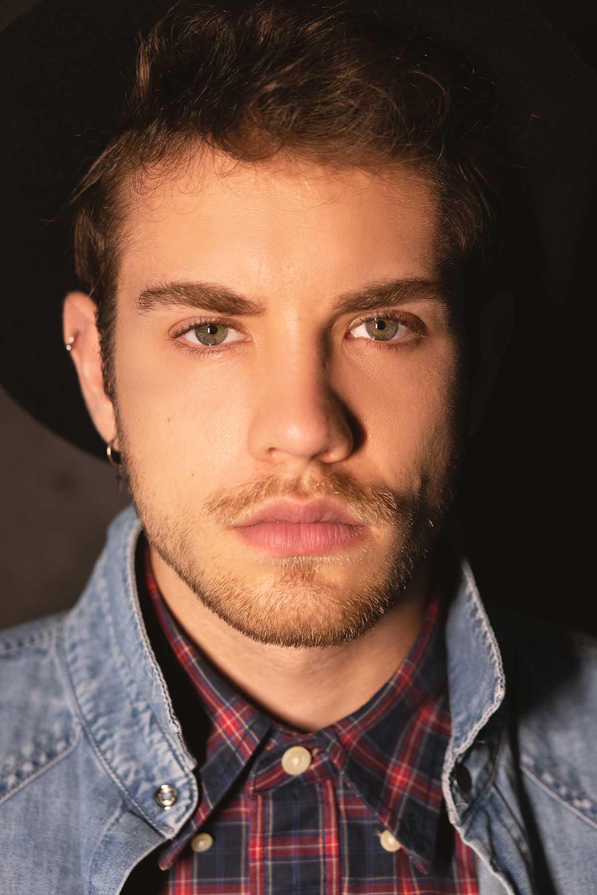 Guilherme Kozinharski by Anderson Silva for Brazilian Male Model