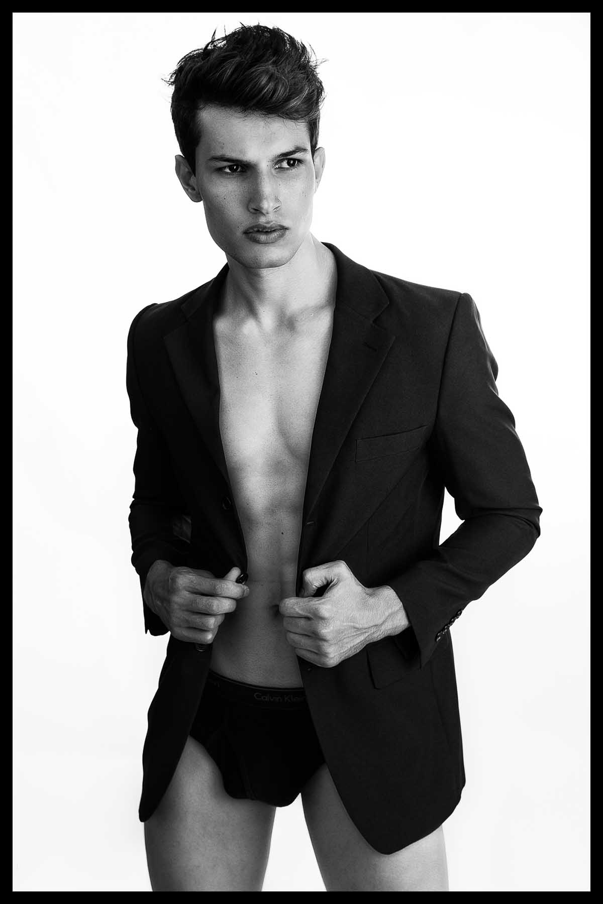 Lucas Queiroz by Letícia Mansur for Brazilian Male Model