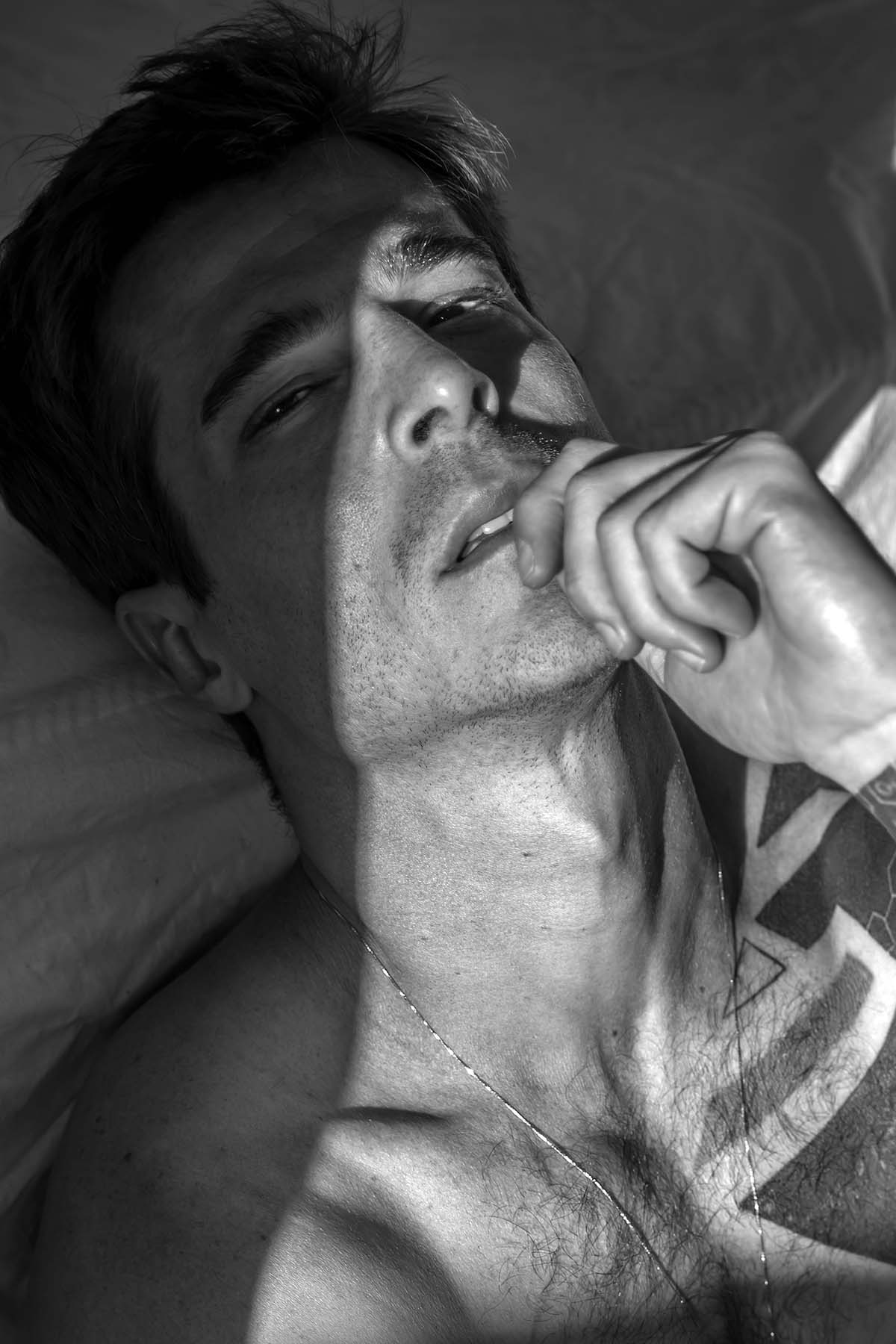Tiago Gaiotto by Talles Borges for Brazilian Male Model