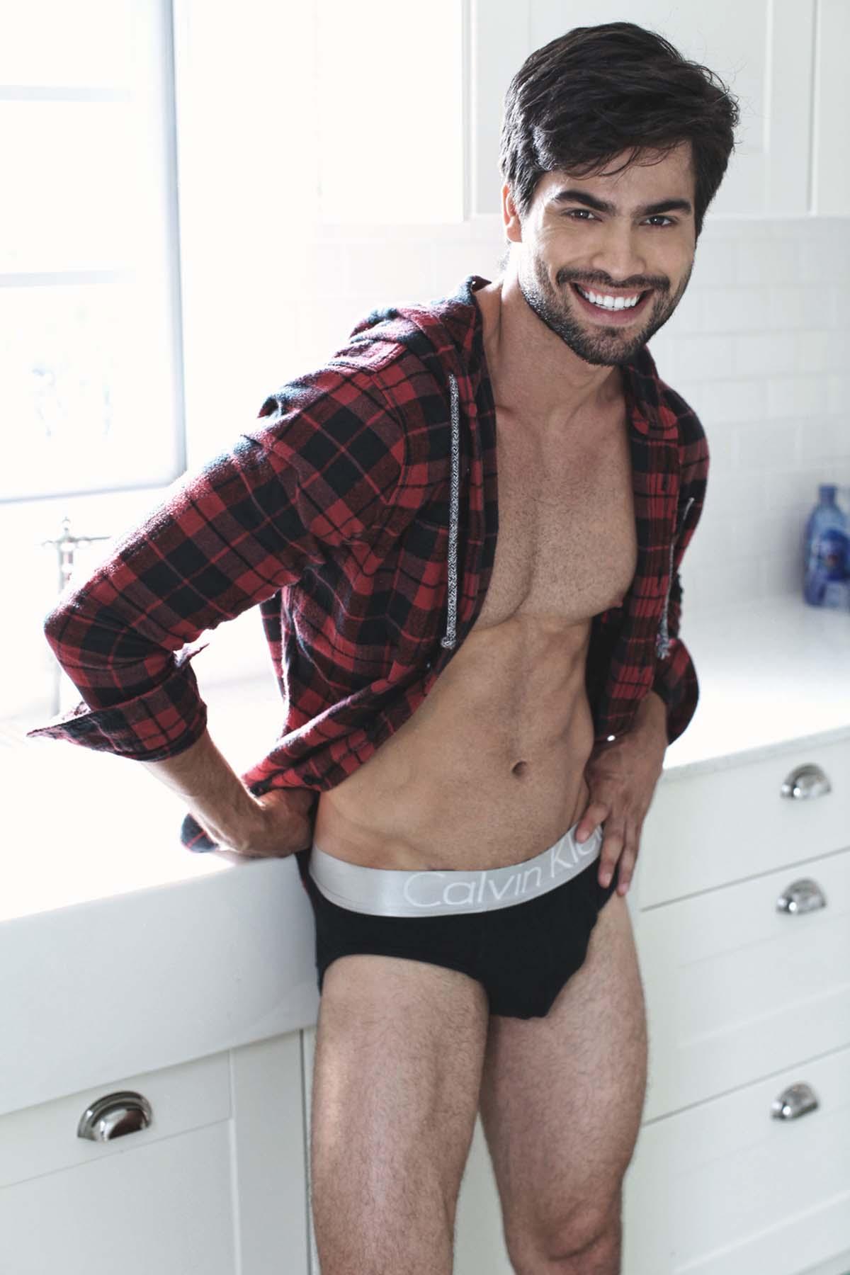 Welington Coelho by Lornss AlNaimi for Brazilian Male Model