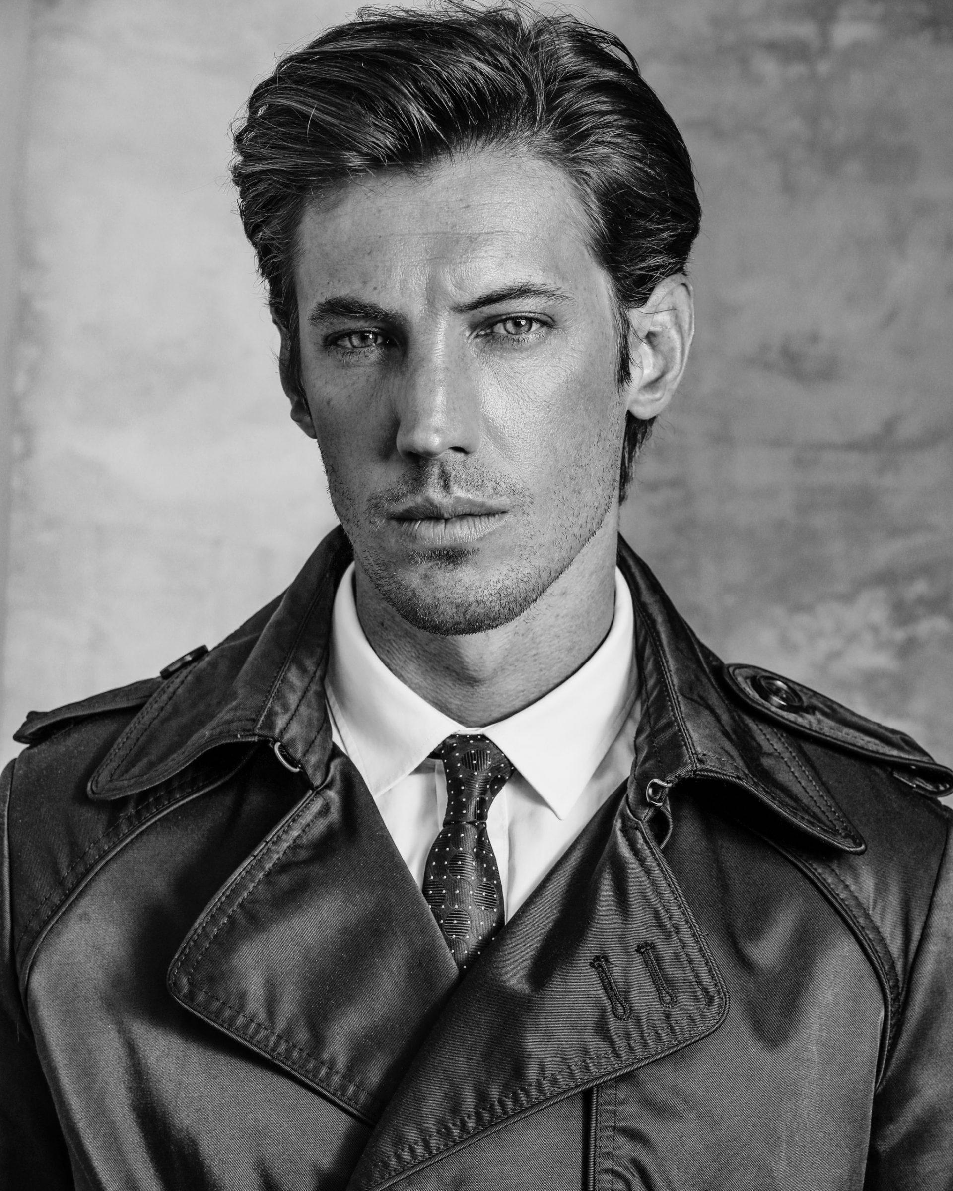 Fernando Johann by Maurizio Montani for Brazilian Male Model