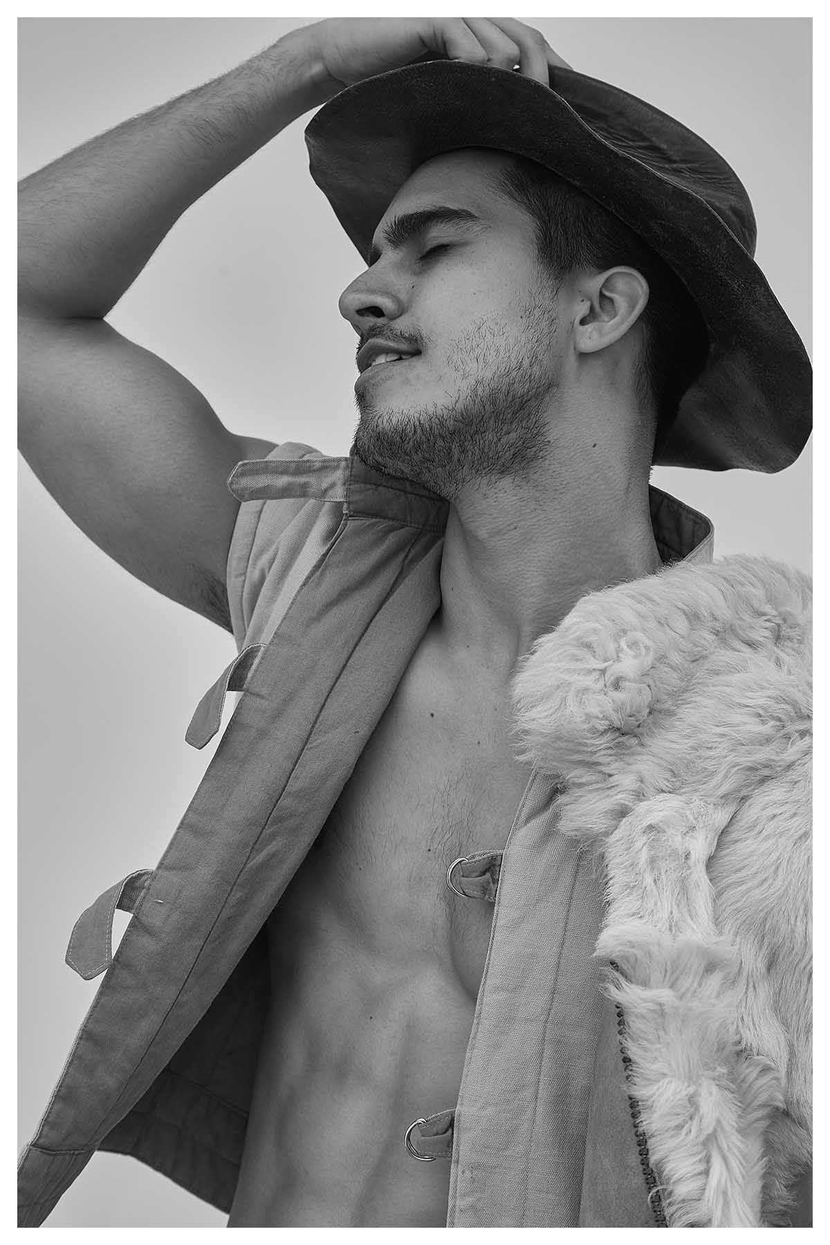 Gabriel Braghin by Anderson Bruno for Brazilian Male Model