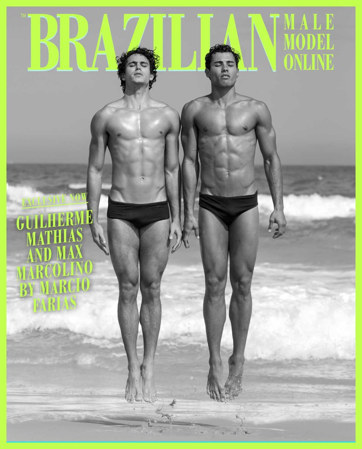Guilherme Mathias and Max Marcolino by Marcio Farias