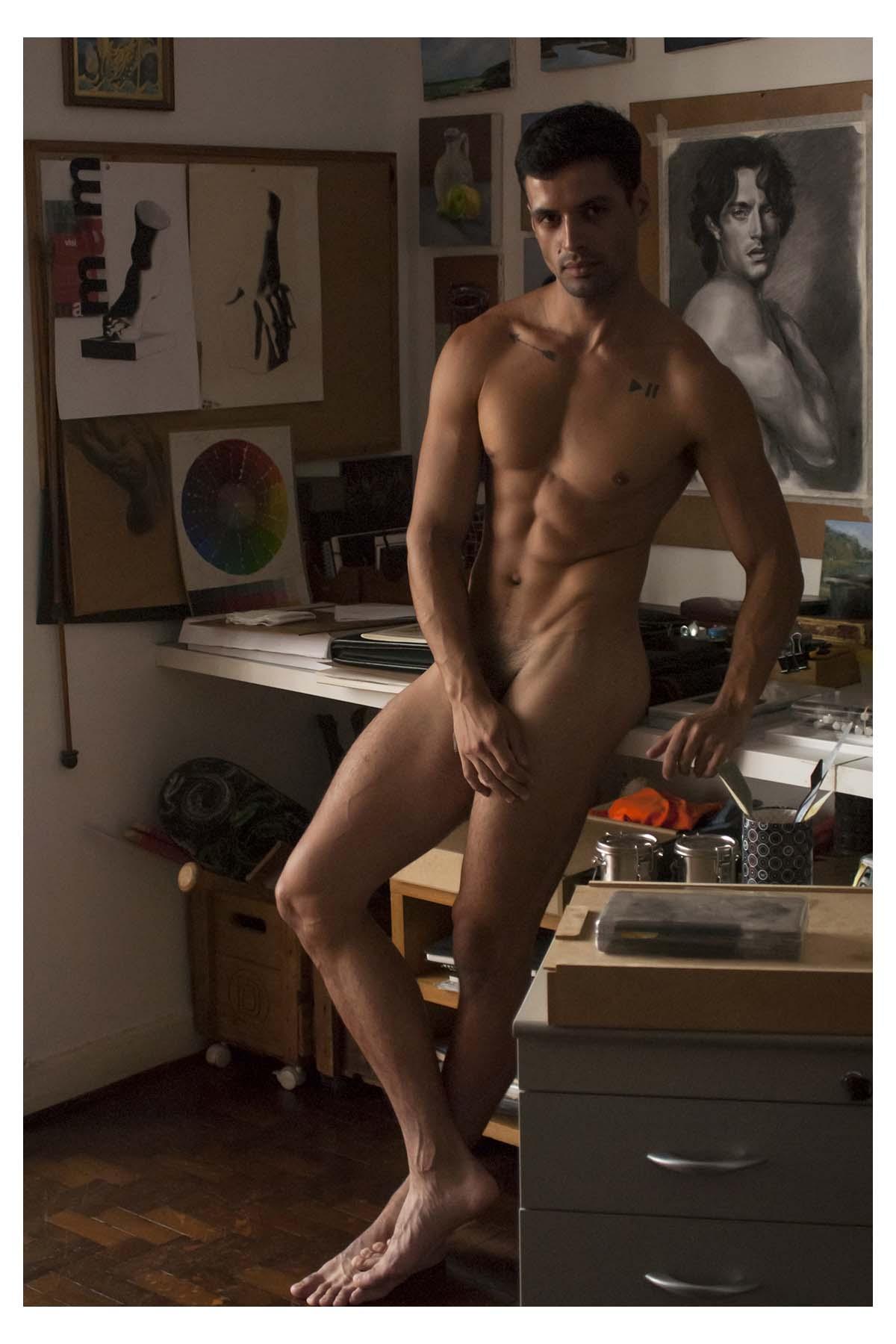 Jonathan Rosa by Antonio Bezerra (Didio) for Brazilian Male Model