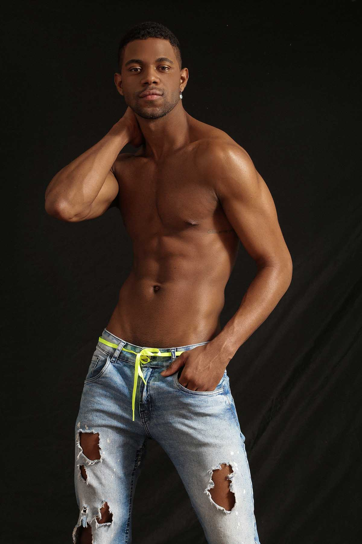 Leandro Tristão by Bruno Barreto for Brazilian Male Model