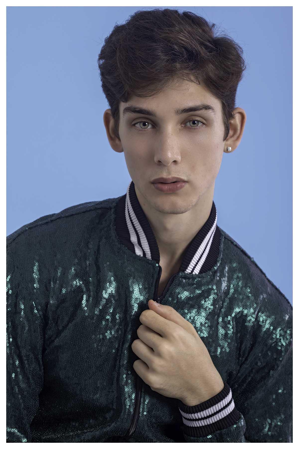Lucas Merci by Ronaldo Gutierrez by Brazilian Male Model