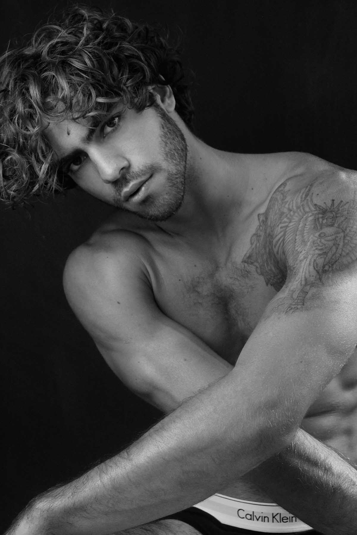 Pedro Arnon by Carlos Mora for Brazilian Male Model