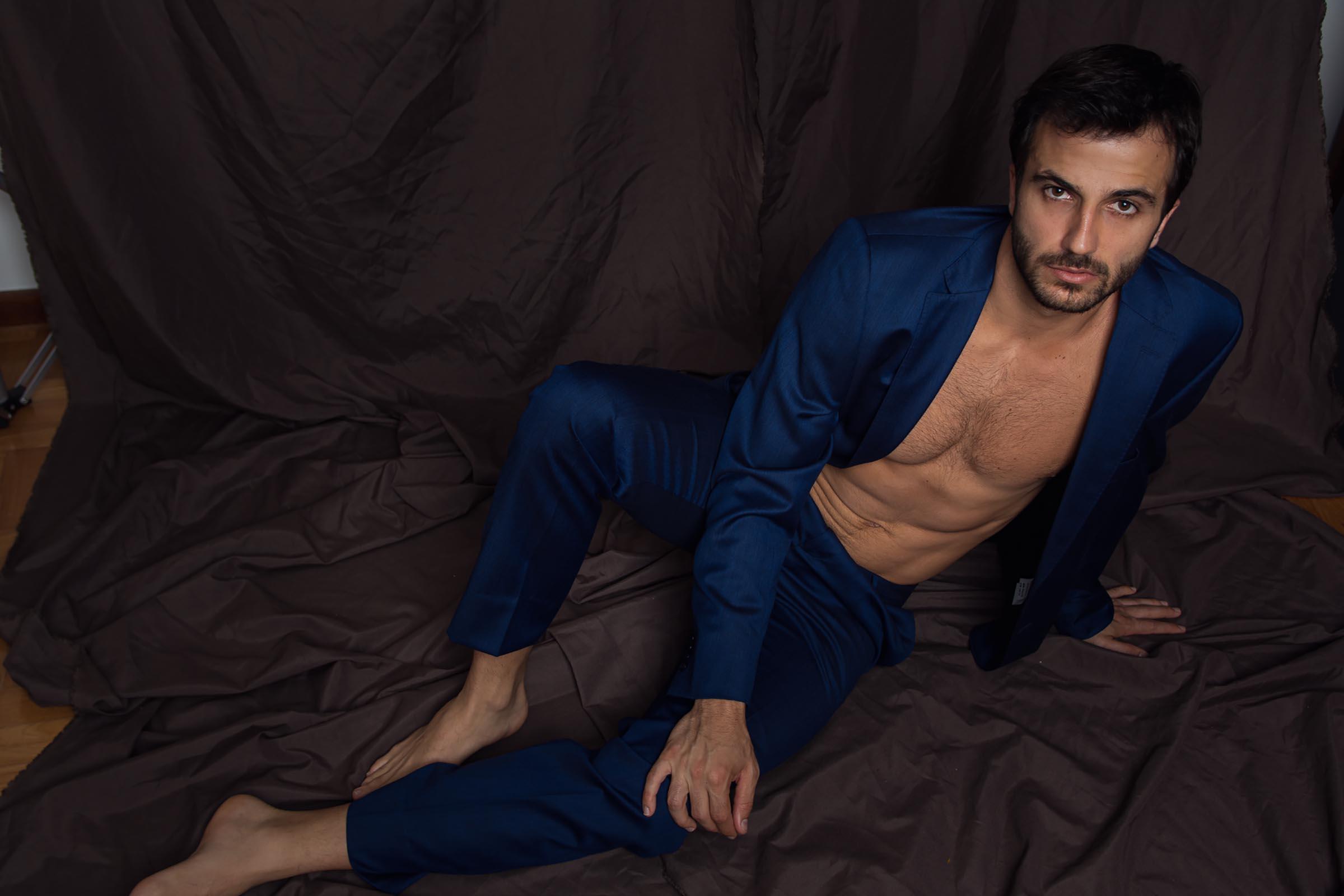 Bruno Bachur by Letícia Mansur for Brazilian Male Model