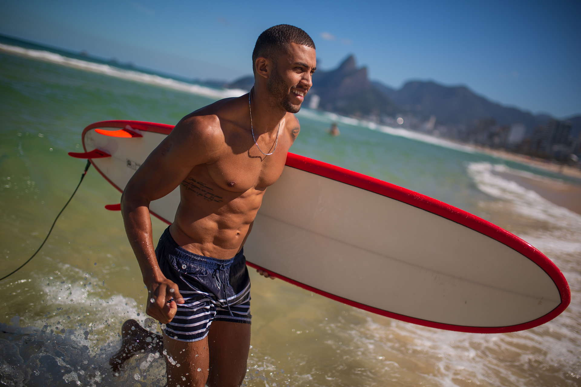 Diogo Souza by Pablo Sujoluzky for Alfis Jeans