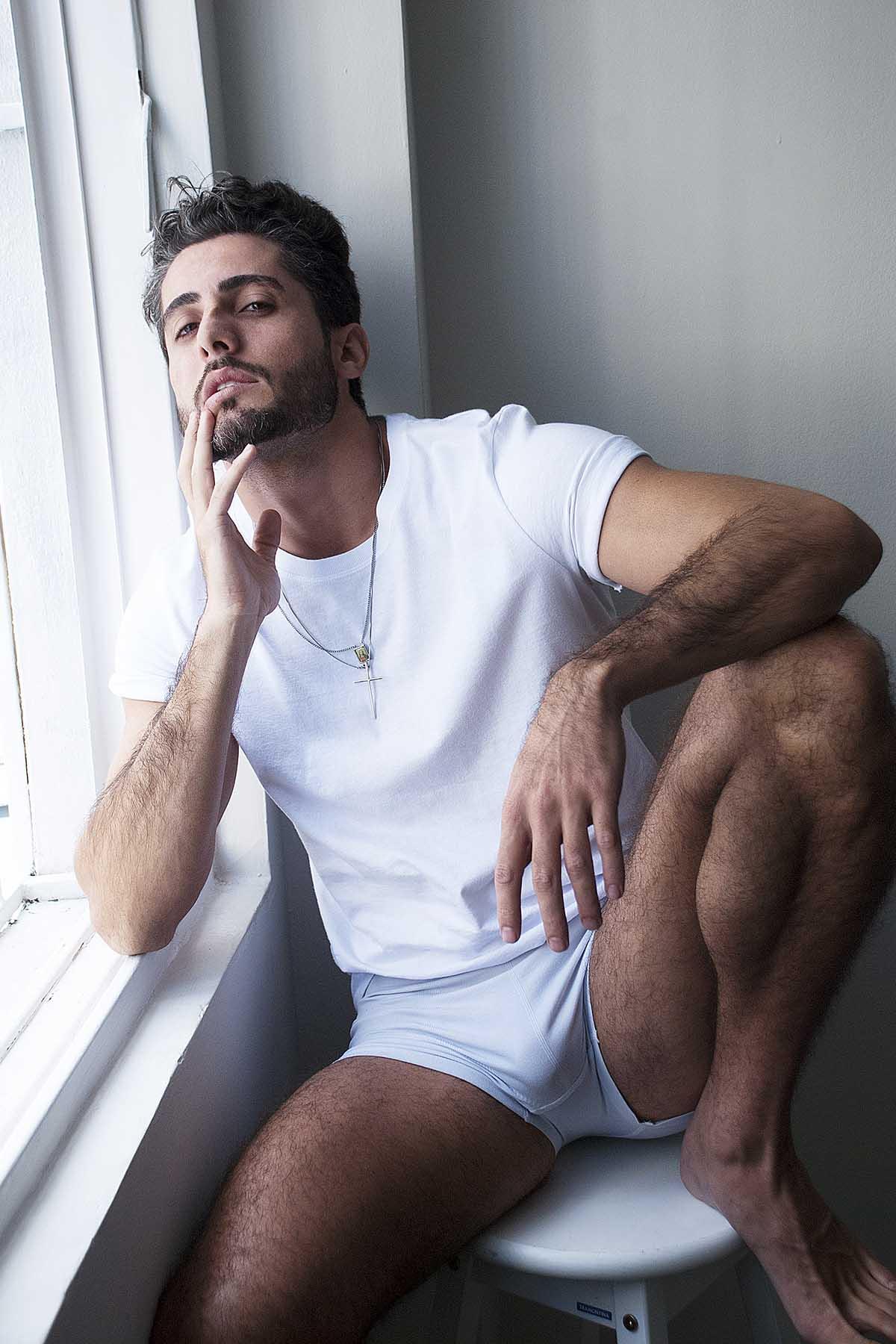 Eddie Fagundes by Rodrigo Moura for Brazilian Male Model