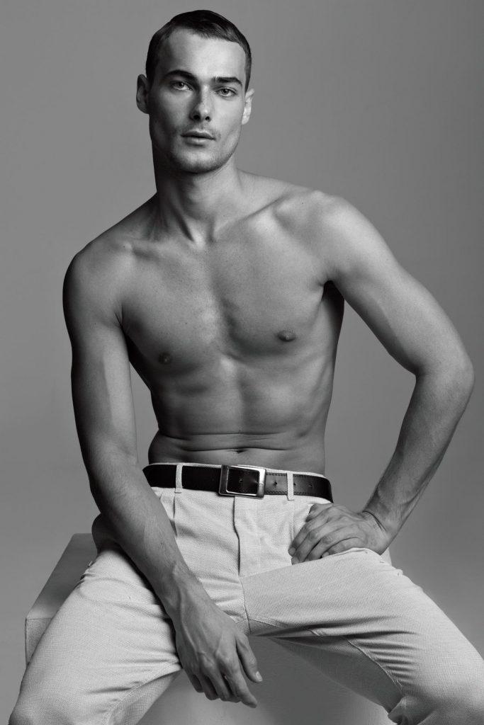 Fernando Schnerocke by Michelle Zreik Contrucci for Brazilian Male Model