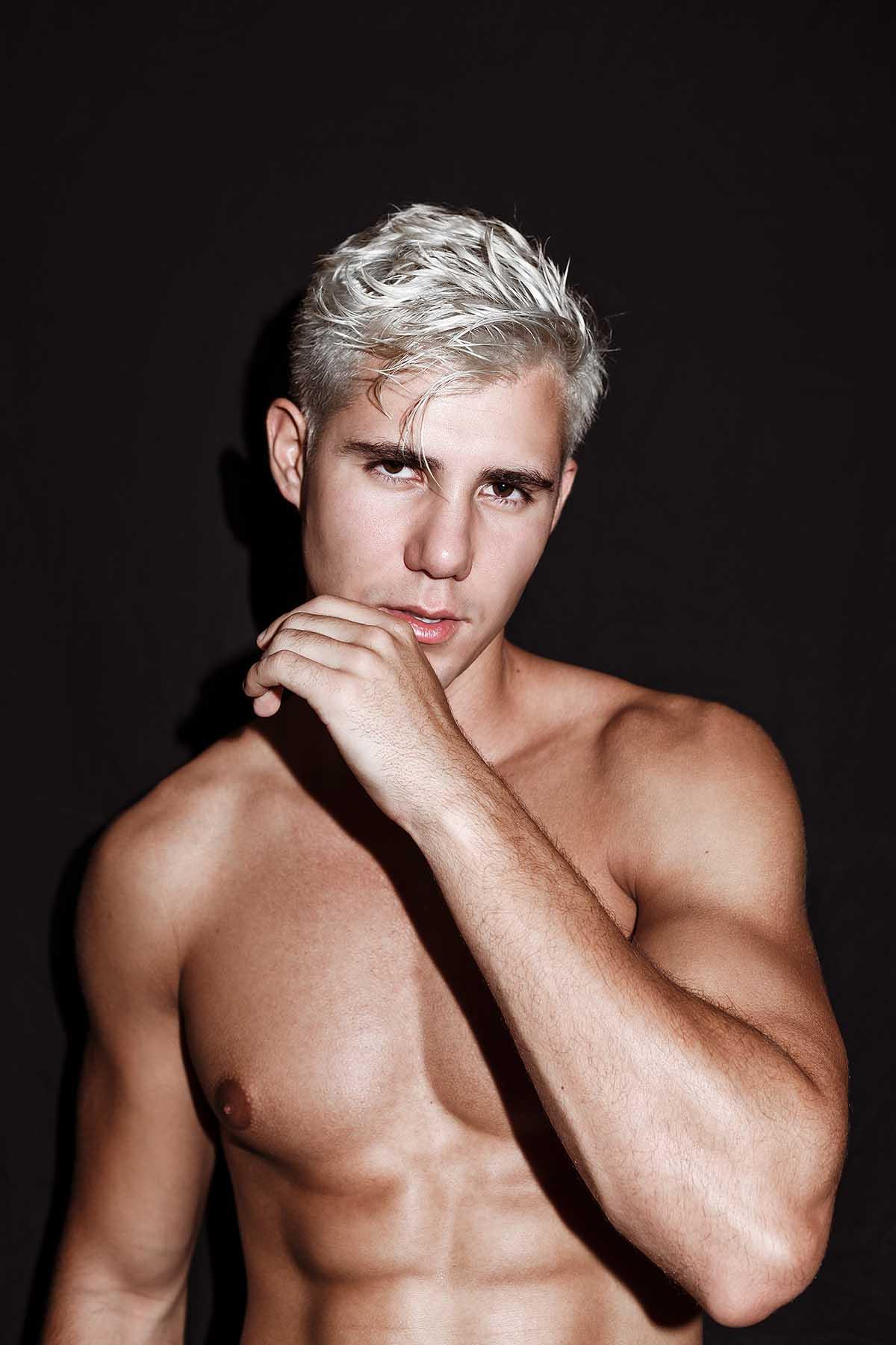 Guilherme Scopel by Iuri Francisco for Brazilian Male Model