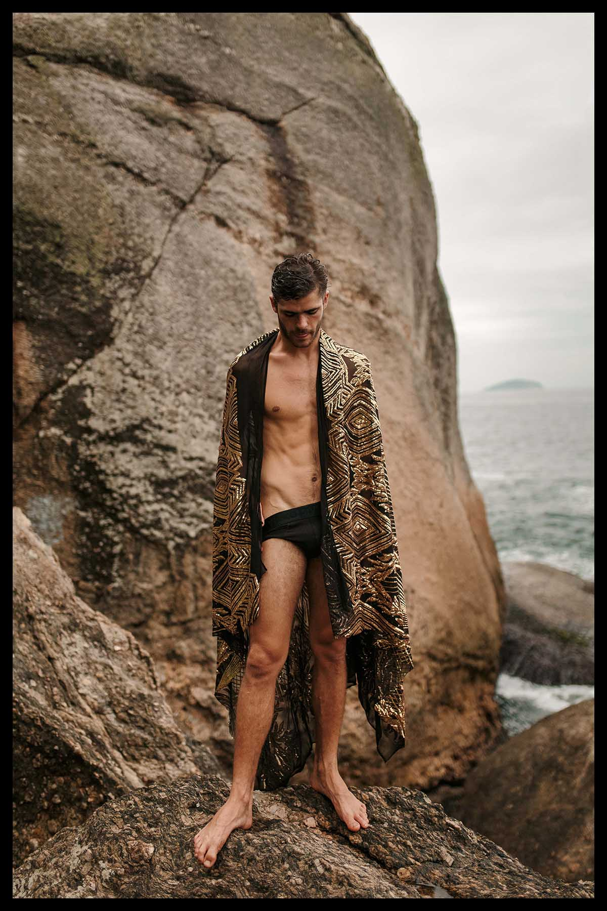 Johan Bruinsma by Giuseppe Falla for Brazilian Male Model