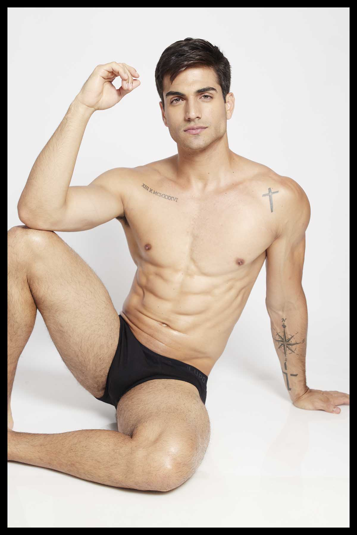 Patrick Filgueiras by Thiago Patrial for Brazilian Male Model