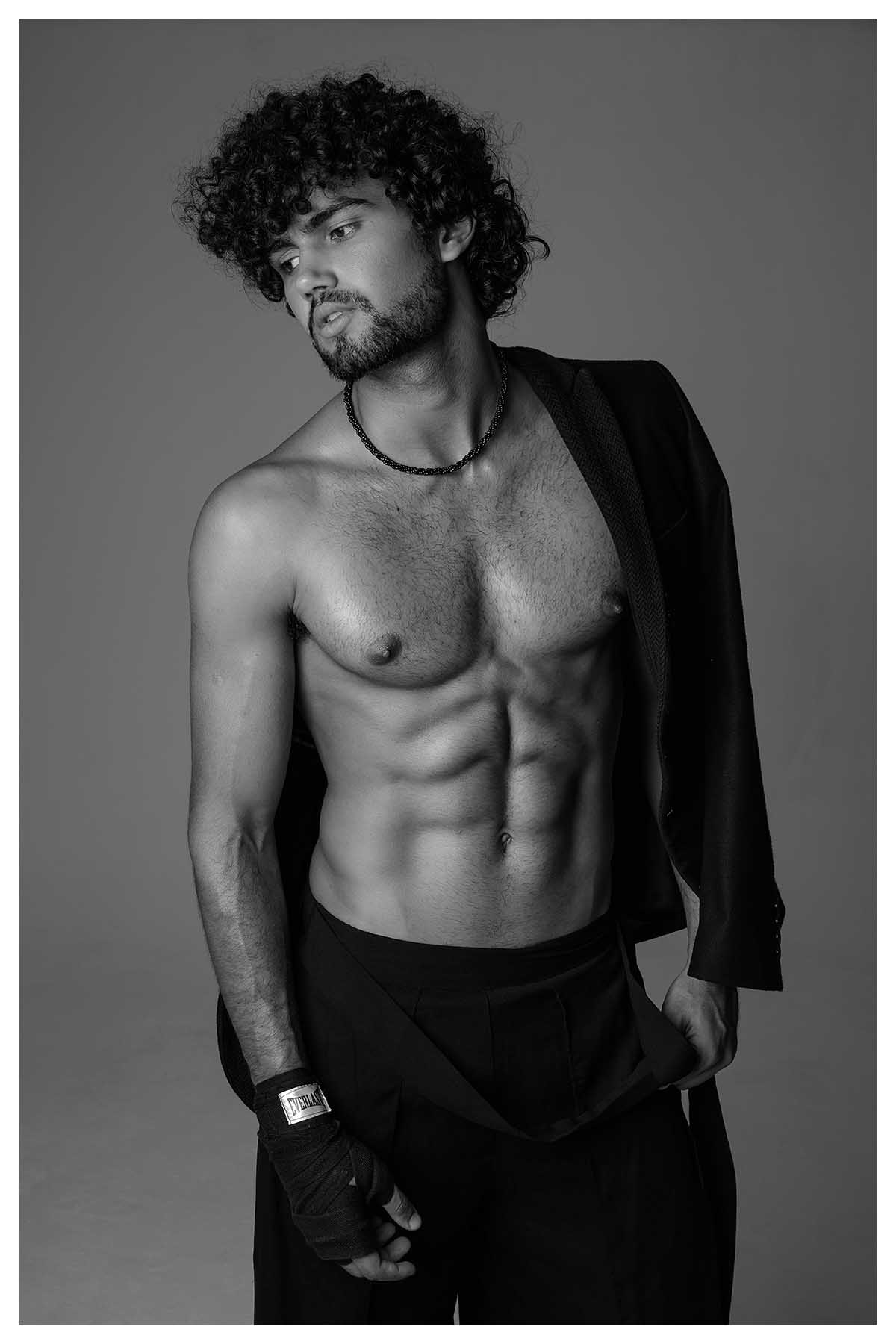 Patrick Luvise by Marcio Farias for Brazilian Male Model