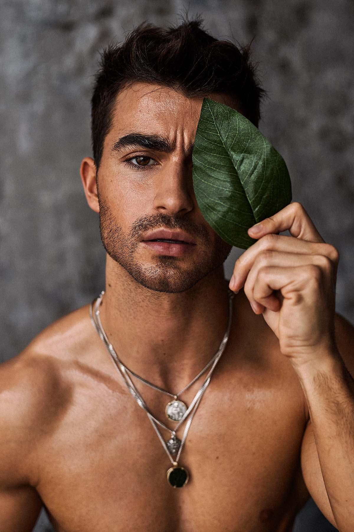 Valter Silva by Norbert Zsolyomi for Brazilian Male Model